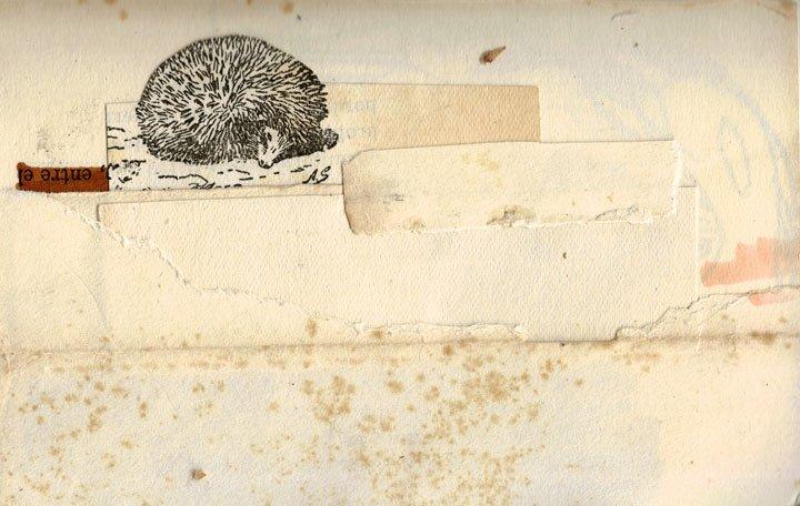 Paper zaharrekin collageak